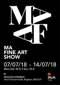 MA FINE ART SHOW, by Jake Francis