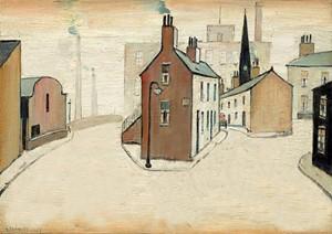 Street Scene, by Jake Francis