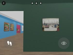In VR: Odds (2020) & Industrial Landscape (2020), by Jake Francis
