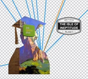 Isle of Ineptitude, by Jake Francis