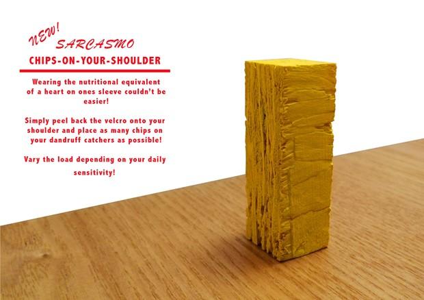 SARCASMO: Chips-on-your-shoulder