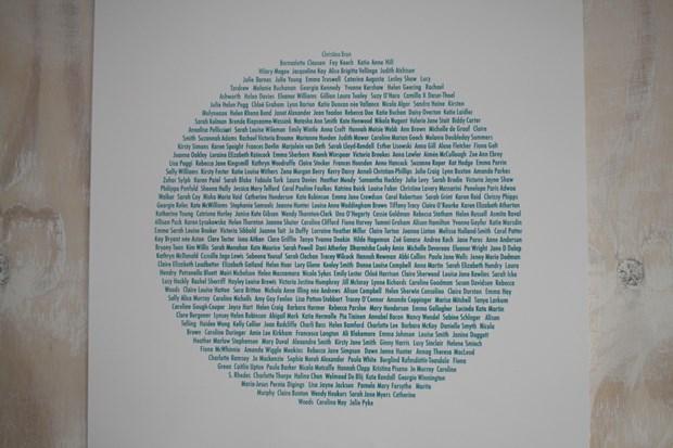 Graphics - Ros Burgin