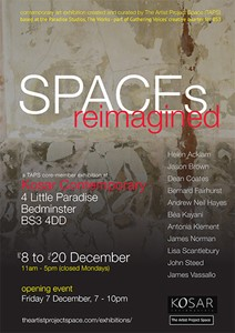 SPACEs REIMAGINED, by Helen Acklam