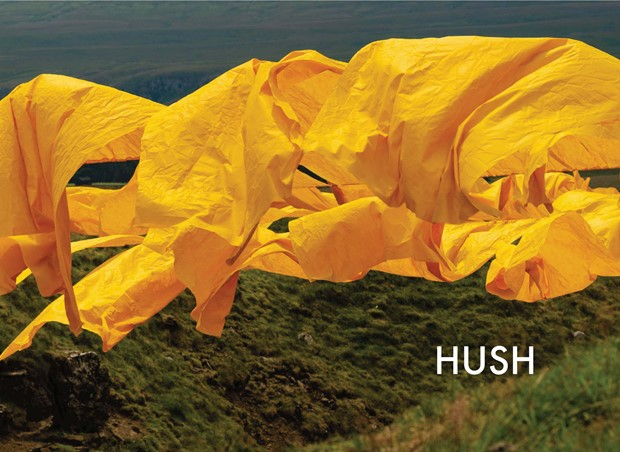 Hush, by Steve Messam