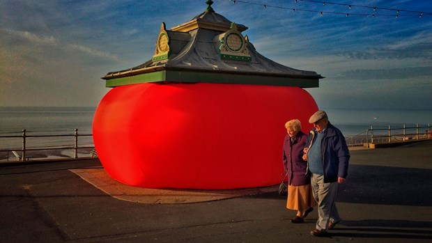 When the Red Rose in Blackpool - Credit: image© Steve Messam