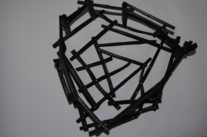 Bodger's Basket, by Gillian Widden