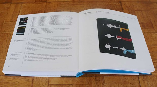 IMAGO MUNDI Benetton World Art | Kiwi Consciousness | New Zealand