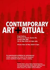 Contemporary Art + Ritual, by Caro Williams
