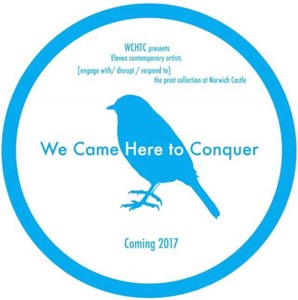 We Came Here to Conquer (exhibition), by Aaron Griffin