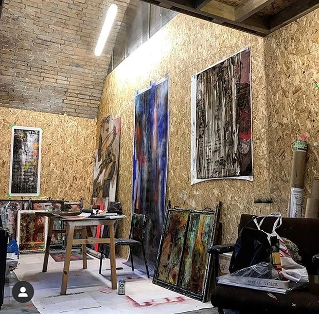 South Bermondsey Art Trail - Open Studio