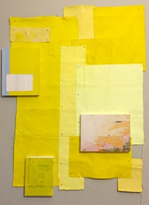 Yellow Covers, by jo dennis