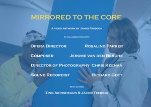 Mirrored to the core, by James Paddock