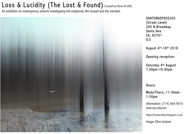 Loss and Lucidity (the lost and found).