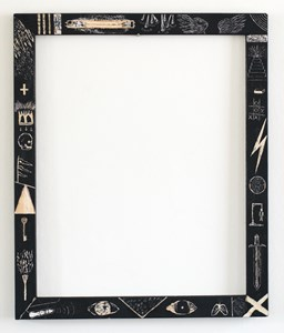 Frame with symbols 7 (grouped)