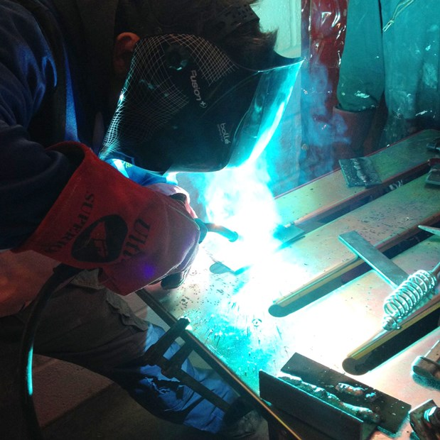 Introduction to Welding for Artists