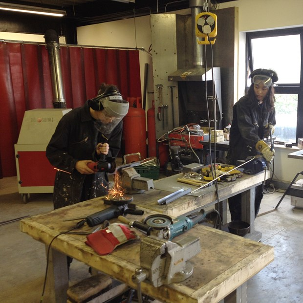 Metal Fabrication for Artists & Designers