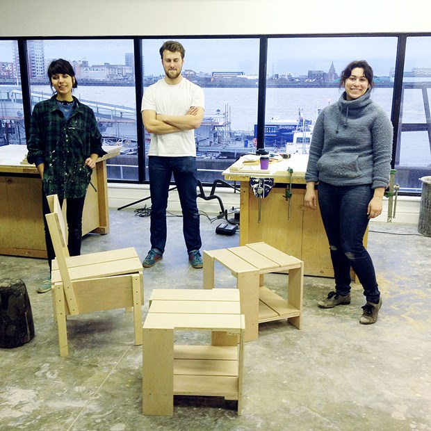 4 - 5 Feb / Andrew Revell / Wood Furniture Design Workshop