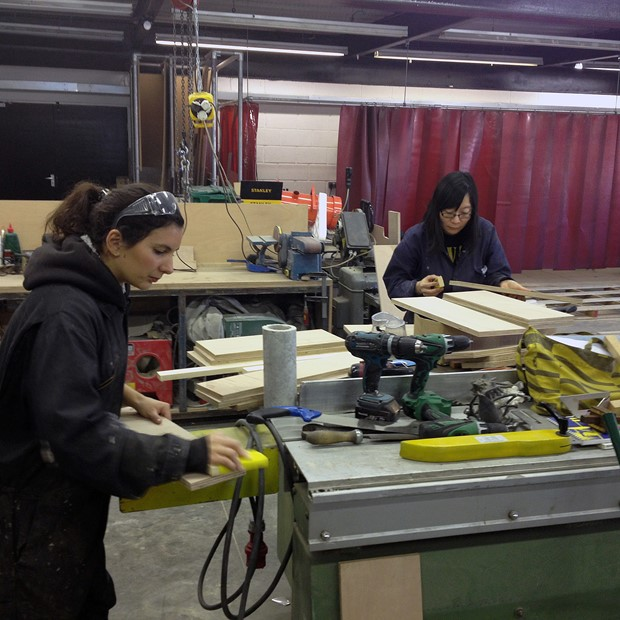 Wood Furniture Design Workshop, by Andrew Revell
