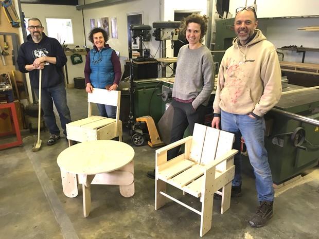 Wood Furniture Design Workshop