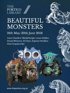 Beautiful Monsters, by Ed Saye