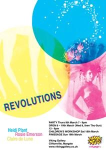 Revolutions, by Claire de Lune