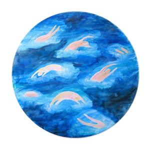 Your memories are little fish, by Claire de Lune