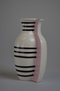 Pastel Pink // Thin Lines, by Charlotte Burke