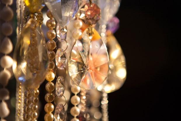The Chandelier of Lost Earrings   Sharon Campbell and Lauren Sagar - Credit: Geoff Brokate