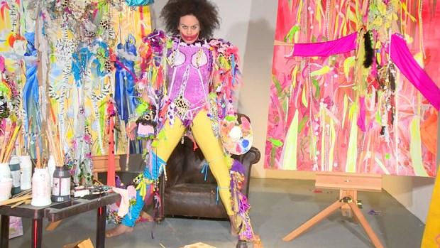 Quilla  Constance, 'Quilla Constance PUKIJAM' performance at 198 Contemporary Arts, 2015