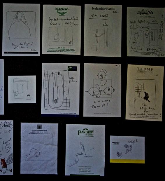 Hotel Drawings