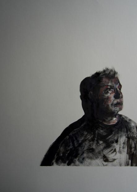 Self-Portrait with Shadow I
