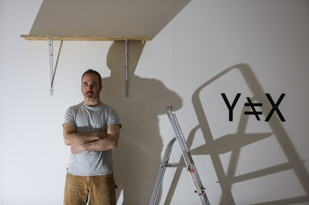 X?Y: How to put up a shelf (V) - Credit: Ian Hinchcliffe