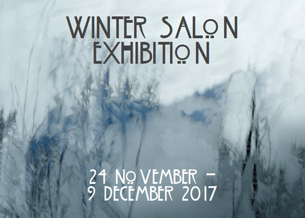 Winter Salon Open at Rye Creative Centre, by Naty Lopez-Holguin