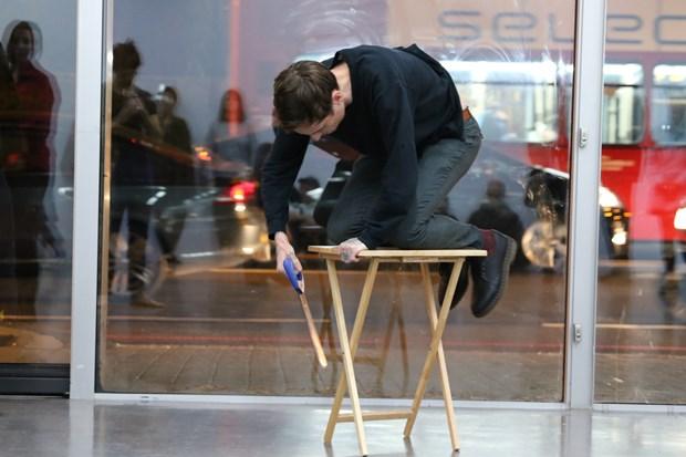 Performance - Matt Mahony-Page