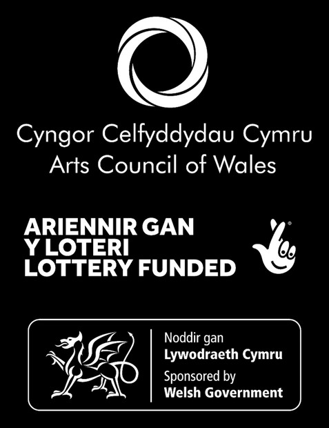 Following IN//Footsteps OF funded by Arts Council Wales!