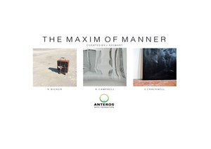 Maxim of Manner Soundscape, by Kirstin Bicker