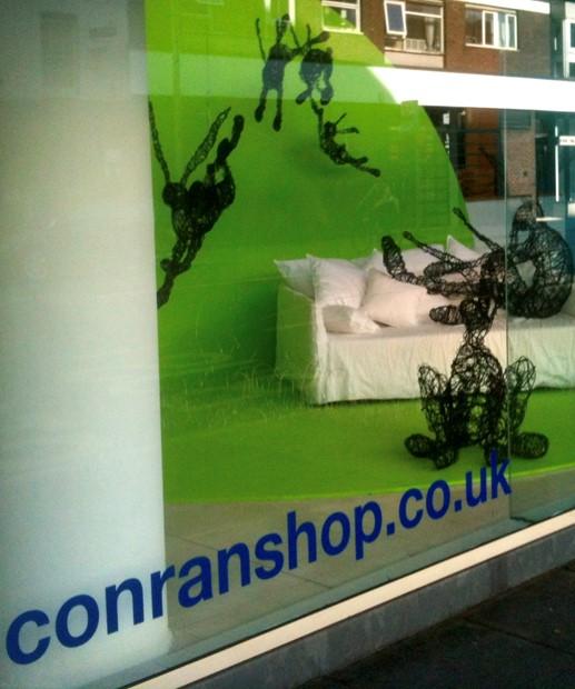 Conran Shop Spring Windows Julieann Worrall Hood Axisweb