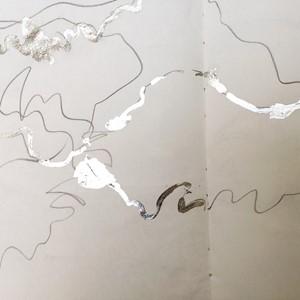 Flight sketchbook 1, by Julieann Worrall Hood