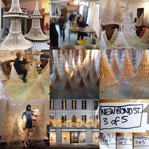 Chanel Christmas Trees
