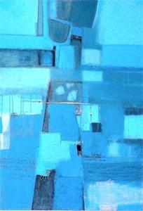 Nightswimming, by Patricia McParlin
