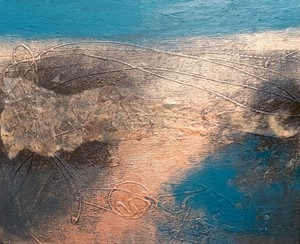 Cefn Sidan 1, by Patricia McParlin