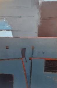 Deep Harbour 1, by Patricia McParlin