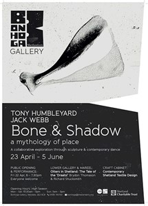 Bone & Shadow, by Tony Humbleyard