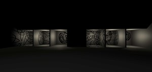 Celtic Knot Patterns in Virtual Reality, by Cliff Crawford