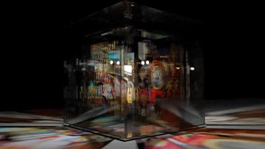 Virtual Eye: The first glass box, by Cliff Crawford