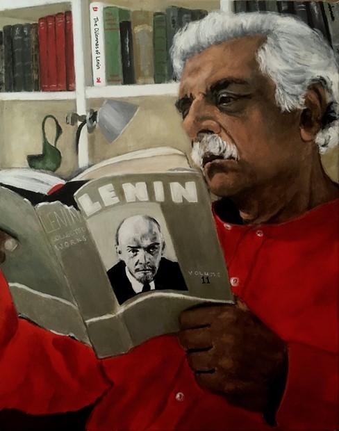 Tariq Ali in his study