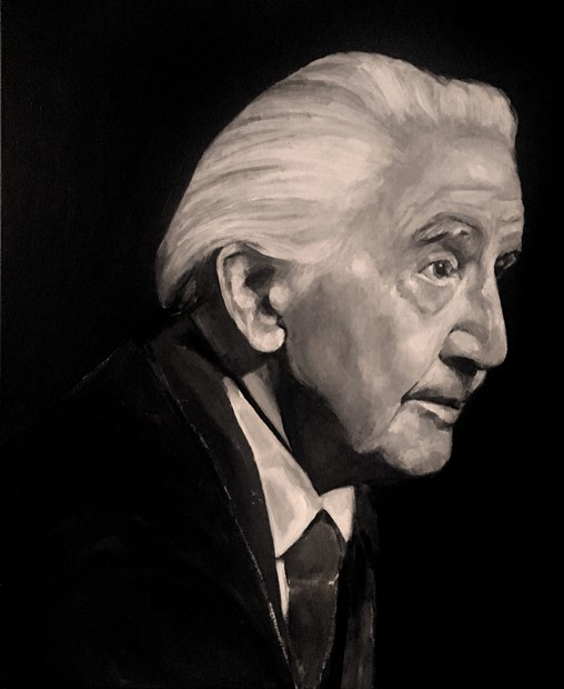 Portrait of Labour MP Dennis Skinner
