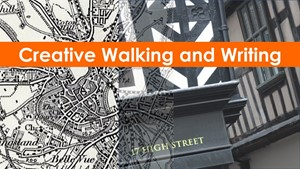 Creative Walking and Writing, by Andrew Howe
