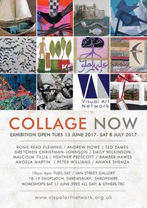Collage Now, by Andrew Howe