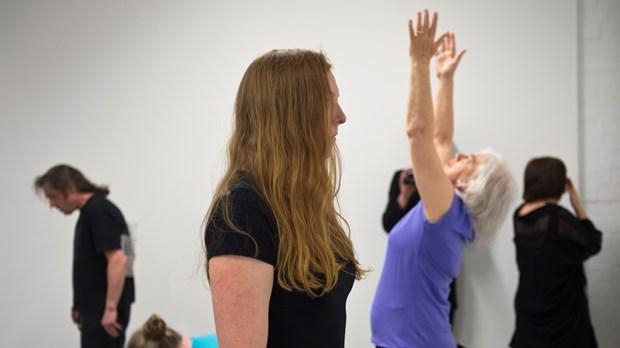 Performance - Katrina Sheena Smyth
